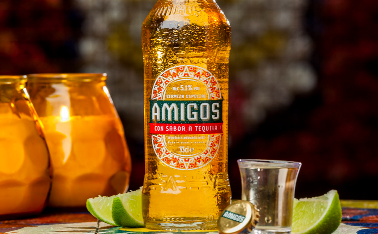 We've launched the new Amigos!