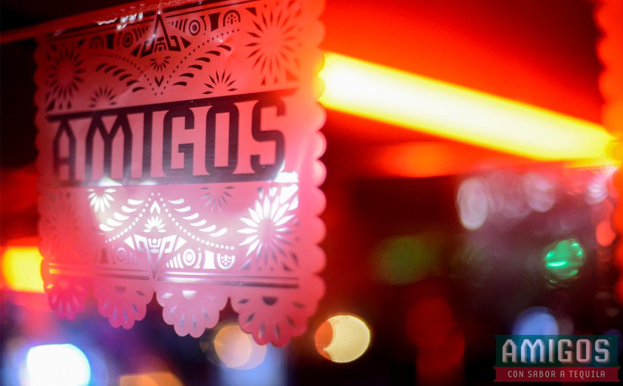 Inside Out X Amigos Dia de Los Muertos party