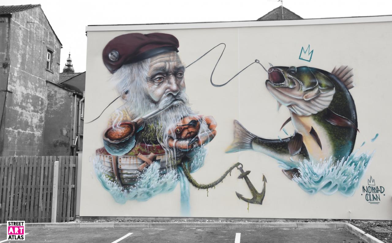 Street Art Showcase: NoMad Clan