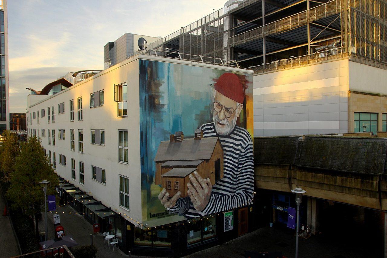 Street Art Showcase: Wasp Elder